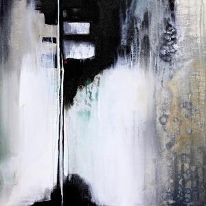 Black and White Drama by Karen Hale