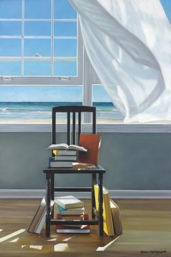 Beach Scholar by Karen Hollingsworth