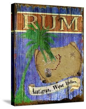 Antigua Rum by Karen J^ Williams