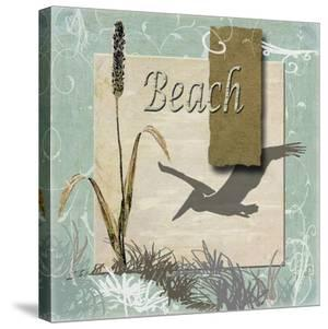 Beach by Karen J^ Williams