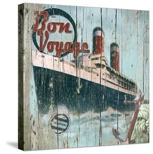 Bon Voyage by Karen J^ Williams