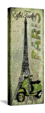 Eiffel Tower by Karen J. Williams