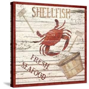 Fresh Seafood by Karen J^ Williams
