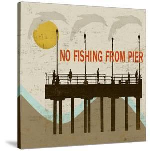No Fishing by Karen J. Williams