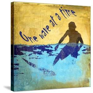 One Wave at a Time by Karen J. Williams