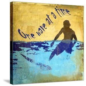 One Wave at a Time by Karen J^ Williams