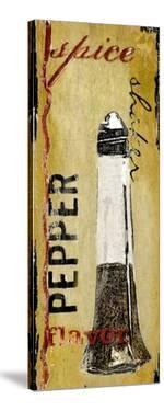 Pepper Shaker by Karen J^ Williams