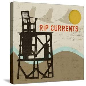 Rip Currents by Karen J^ Williams