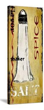 Salt Shaker by Karen J^ Williams