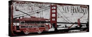San Franciso Trolley by Karen J^ Williams
