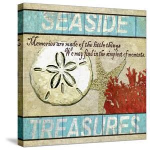 Seaside Treasures by Karen J^ Williams