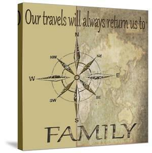 Travels Lead Back to Family by Karen J. Williams
