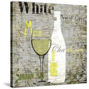 White Wine by Karen J^ Williams