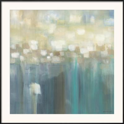 Aqua Light by Karen Lorena Parker