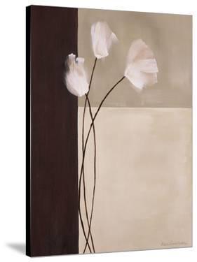 Floral Whispers II by Karen Lorena Parker
