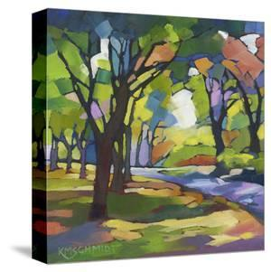 A Walk in the Park by Karen Mathison Schmidt