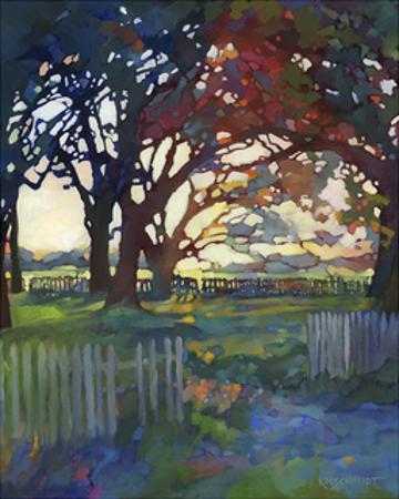 Almost Spring II by Karen Mathison Schmidt