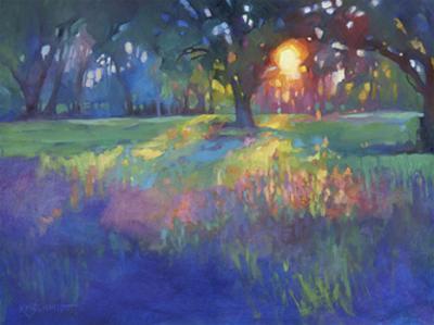 Lingering Light by Karen Mathison Schmidt
