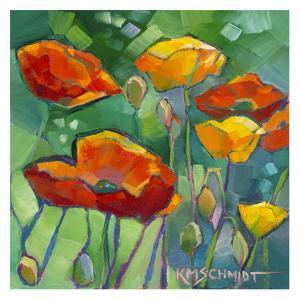Poppy Dance by Karen Mathison Schmidt