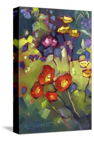 Poppy Garden by Karen Mathison Schmidt