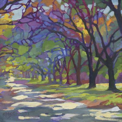 Sunny Oaks by Karen Mathison Schmidt