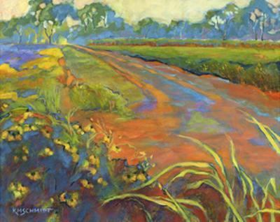 Wildflower Road by Karen Mathison Schmidt