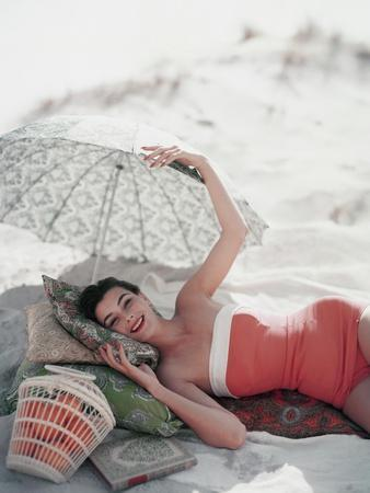 Vogue - July 1954