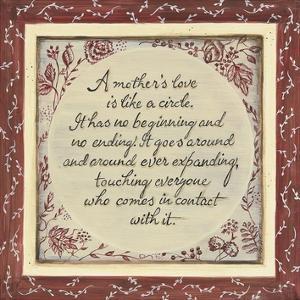 A Mother's Love by Karen Tribett
