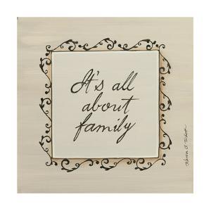 About Family by Karen Tribett