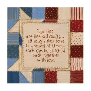 Family Quilts by Karen Tribett