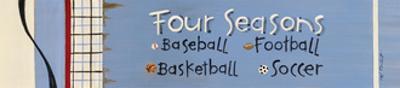Four Seasons by Karen Tribett