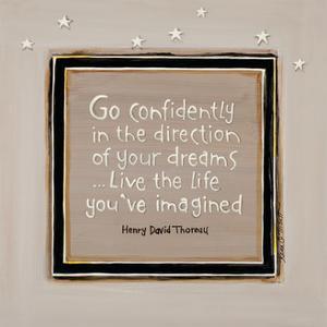 Go Confidently by Karen Tribett
