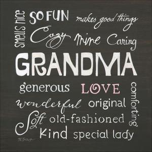 Grandma Love by Karen Tribett