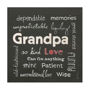 Grandpa Love by Karen Tribett