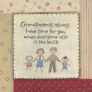 Grandparents by Karen Tribett