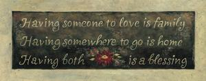 Having Someone to Love by Karen Tribett