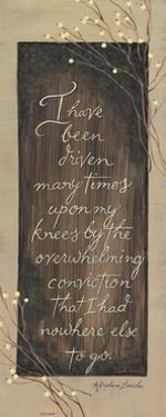 I Have Been Driven by Karen Tribett