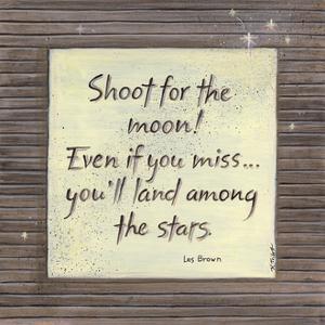 Shoot for the Moon by Karen Tribett
