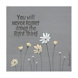 The Right Thing by Karen Tribett