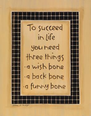 To Succeed by Karen Tribett