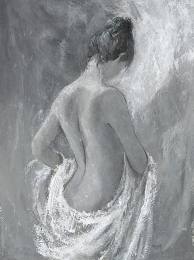 Draped Figure 1 by Karen Wallis