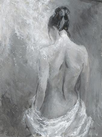 Draped Figure 2 by Karen Wallis
