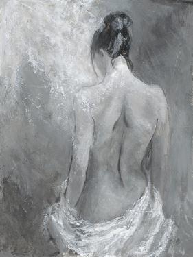 Draped Figure 2 by Karen Wallis