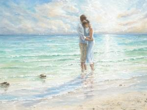 Seaside Embrace by Karen Wallis