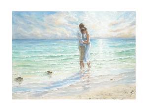 Seaside Embrace by Karen Wallis