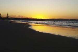 Australian Sunset 2 by Karen Williams