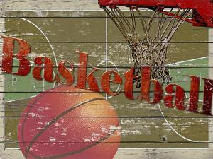 Basketball by Karen Williams