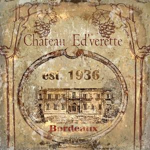Chateau Ed'verette by Karen Williams