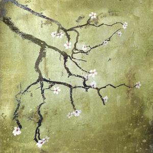 Cherry Tree II by Karen Williams
