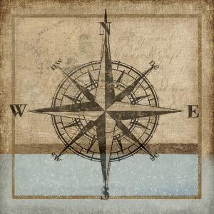Compass Rose I by Karen Williams